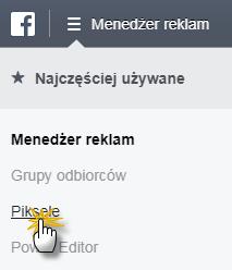 Piksel Facebooka